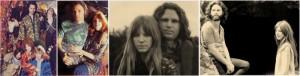 Jim Morrison & pam